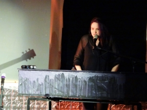 Les Vitrines 5 à 7 avec Sandy Grenier - 3 mars 2017