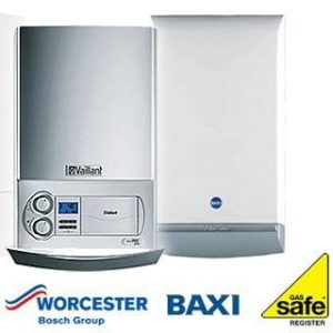 Worcester and Baxi Boilers