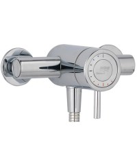Mira Element SLT EV Exposed Valve Thermostatic Mixer