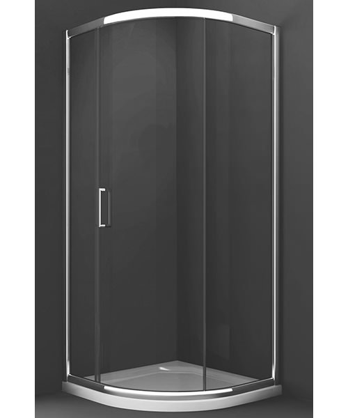 Merlyn 8 Series 1 Door Quadrant Shower Enclosure 900 x 900mm