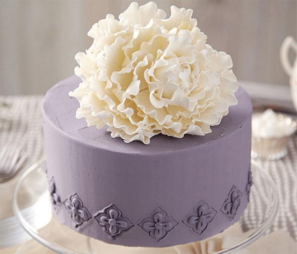 decoraciones de tortas sencillas