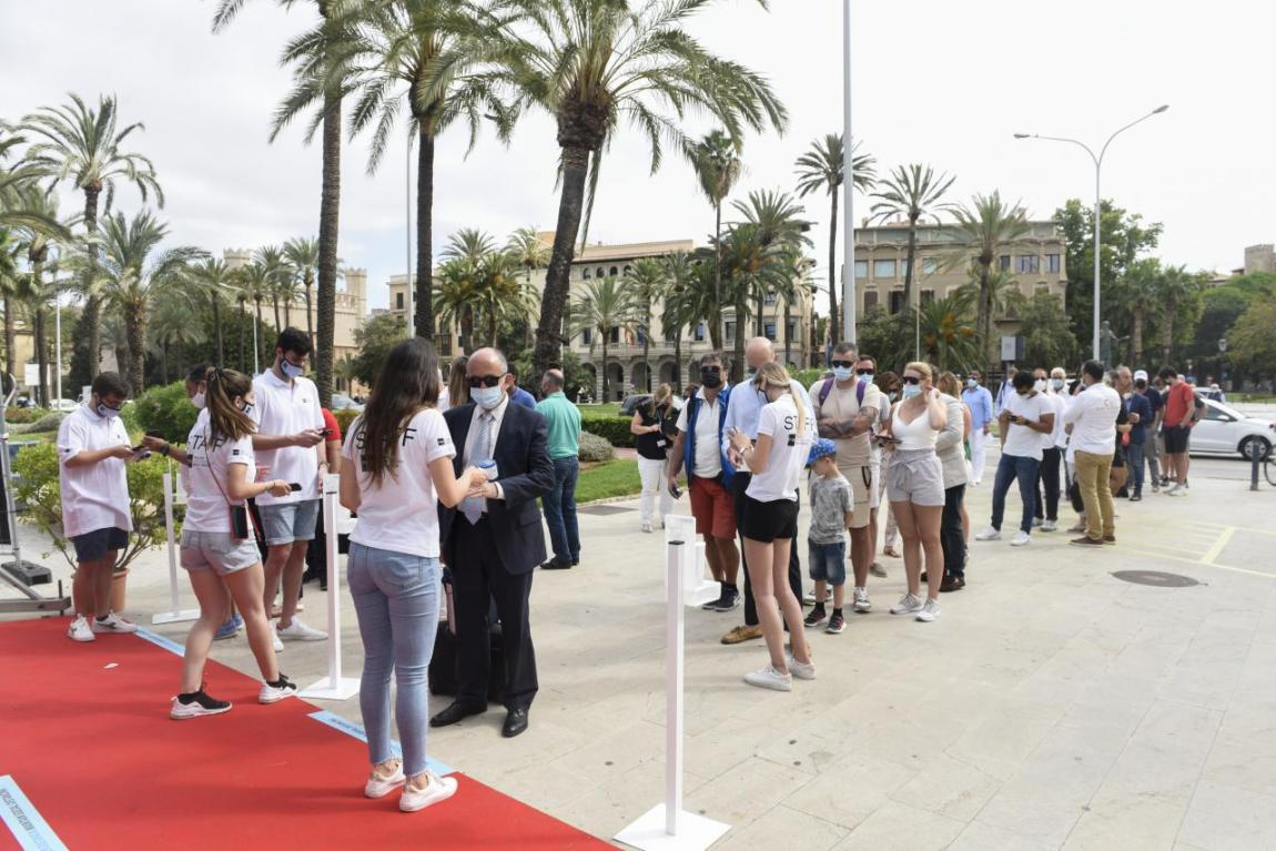 The Palma International Boat Show has opened its doors