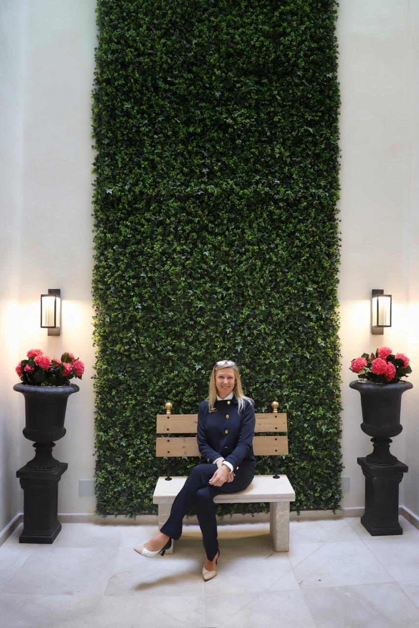 Annemette Sloth, Director, Nivia Born Boutique Hotel, Palma.