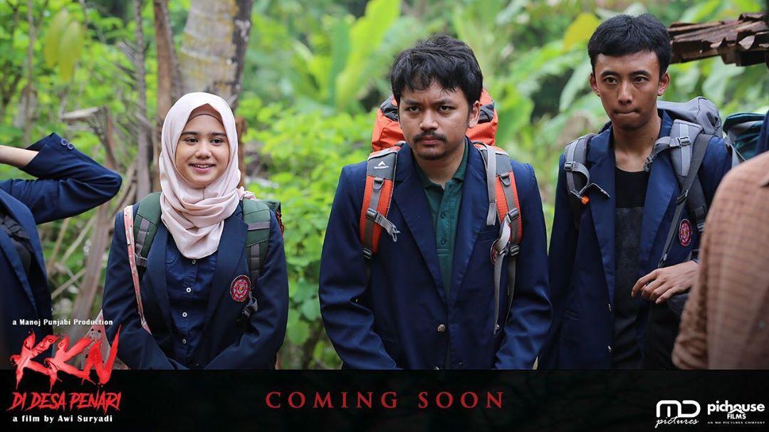 Nur, Anton dan Wahyu, Pemeran Film KKN Di Desa Penari