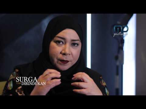 Interview Melly Goeslow, OST Film Surga Yang Tak Dirindukan