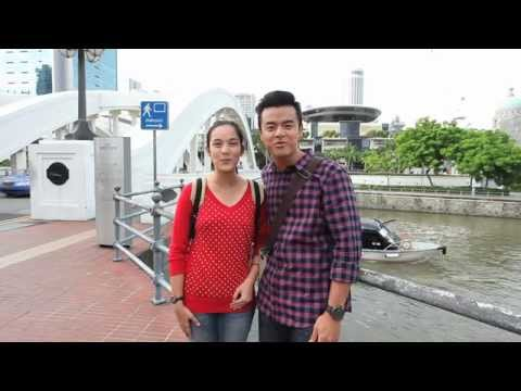 OFFICIAL VIDEO GREETING - MERRY RIANA : Mimpi Sejuta Dolar (Chelsea Islan & Dion Wiyoko)