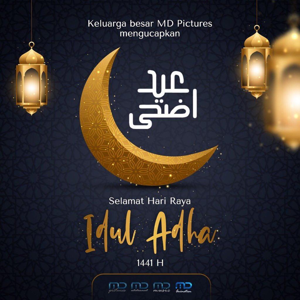 Selamat Hari Raya Idul Adha 1441 H bagi umat yang merayakan