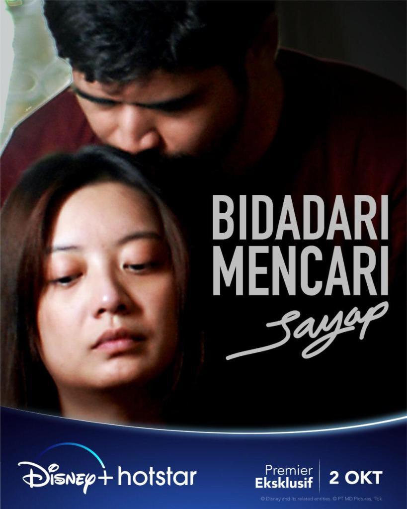 Bidadari Mencari Sayap Premier Eksklusif 2 Oktober Hanya di Disney Plus Hotstar