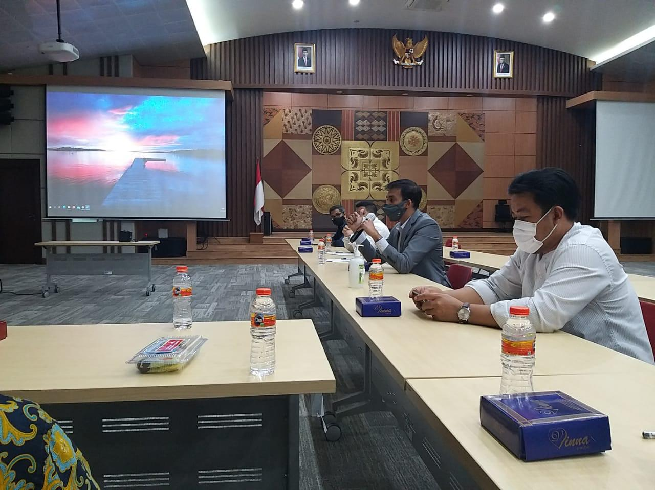 Berdialog dengan teman-teman dari Lembaga Sensor Film Indonesia