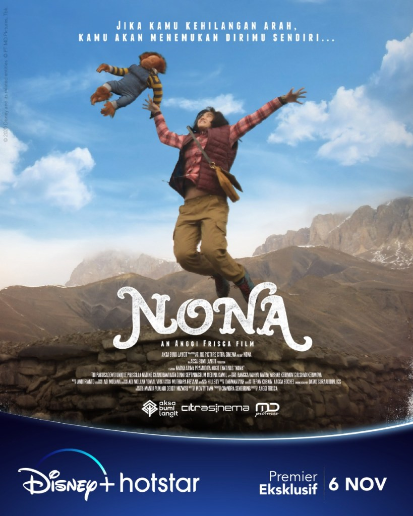 Trailer dan Poster Film NONA