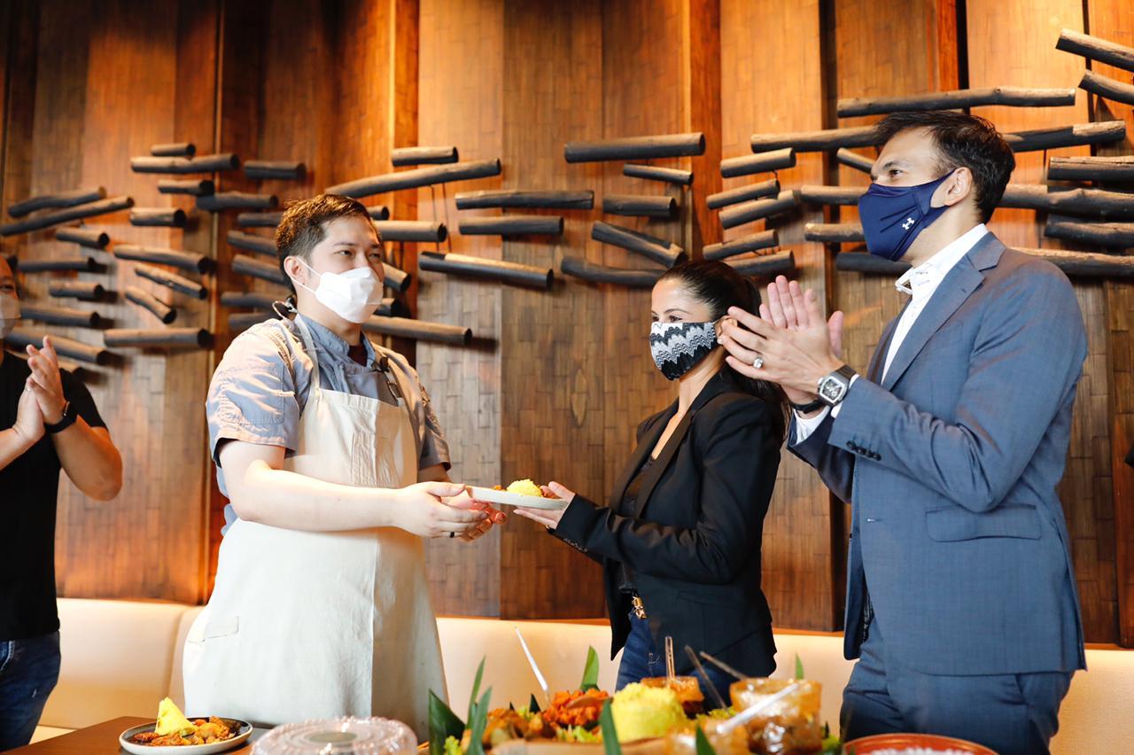 Syukuran Carbon Jakarta, restoran terbaru di MD Place