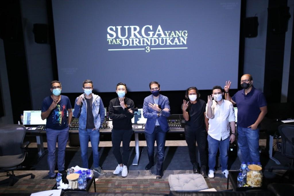 Final mixing film Surga Yang Tak Dirindukan 3