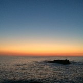 Regla del horizonte