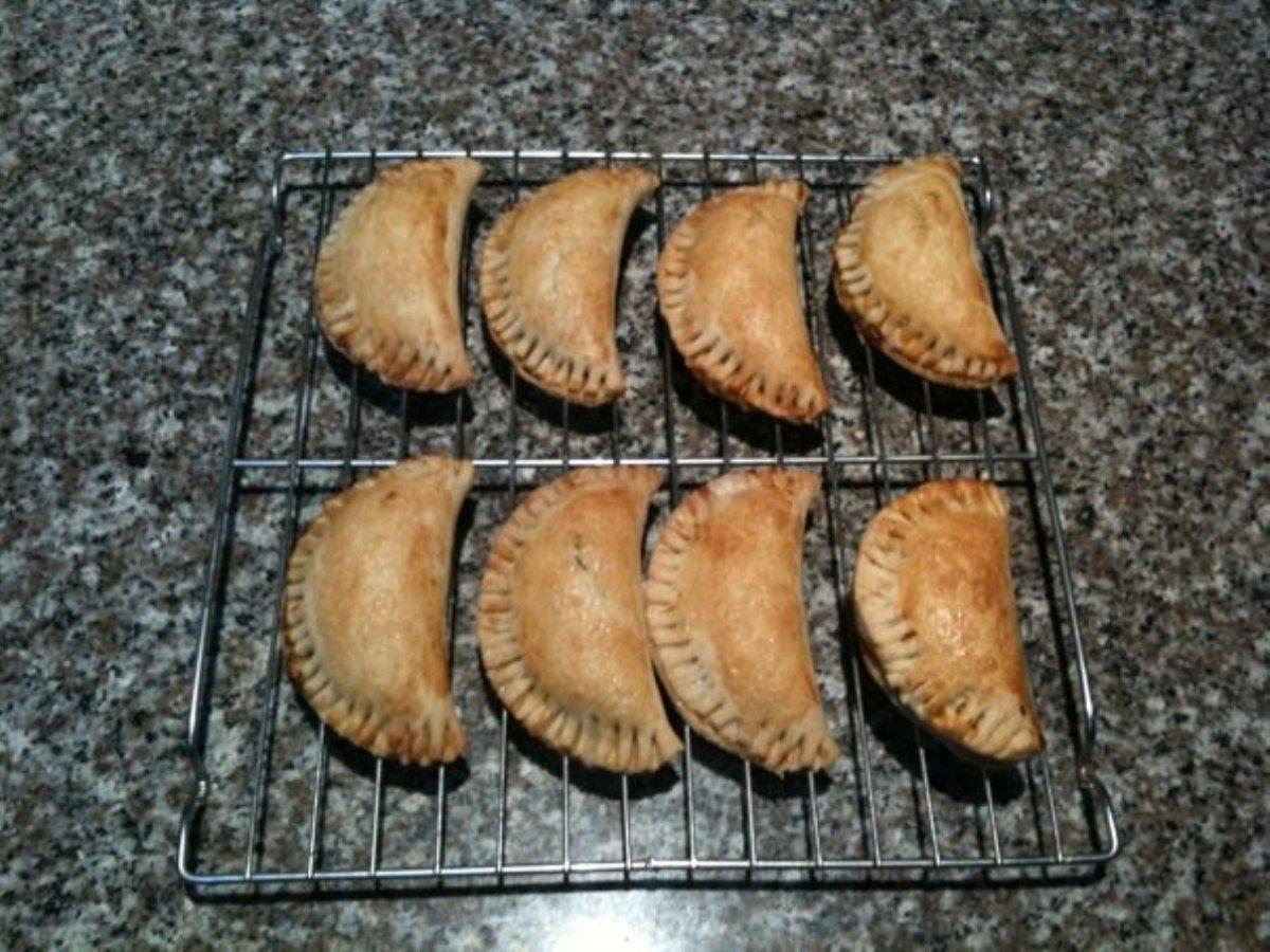 recipes course pumpkin pie empanadas