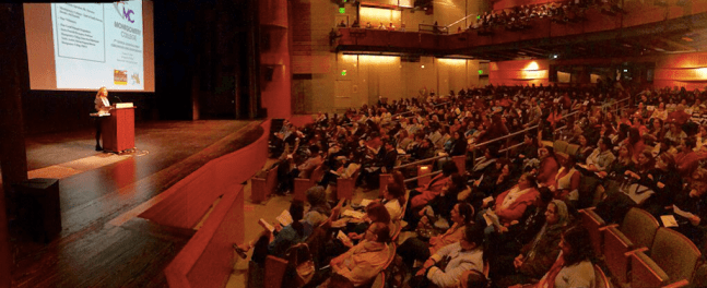 Nancy Navarro Keynote at Early Childhood Summit