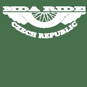 MDA RIDE vodoznak