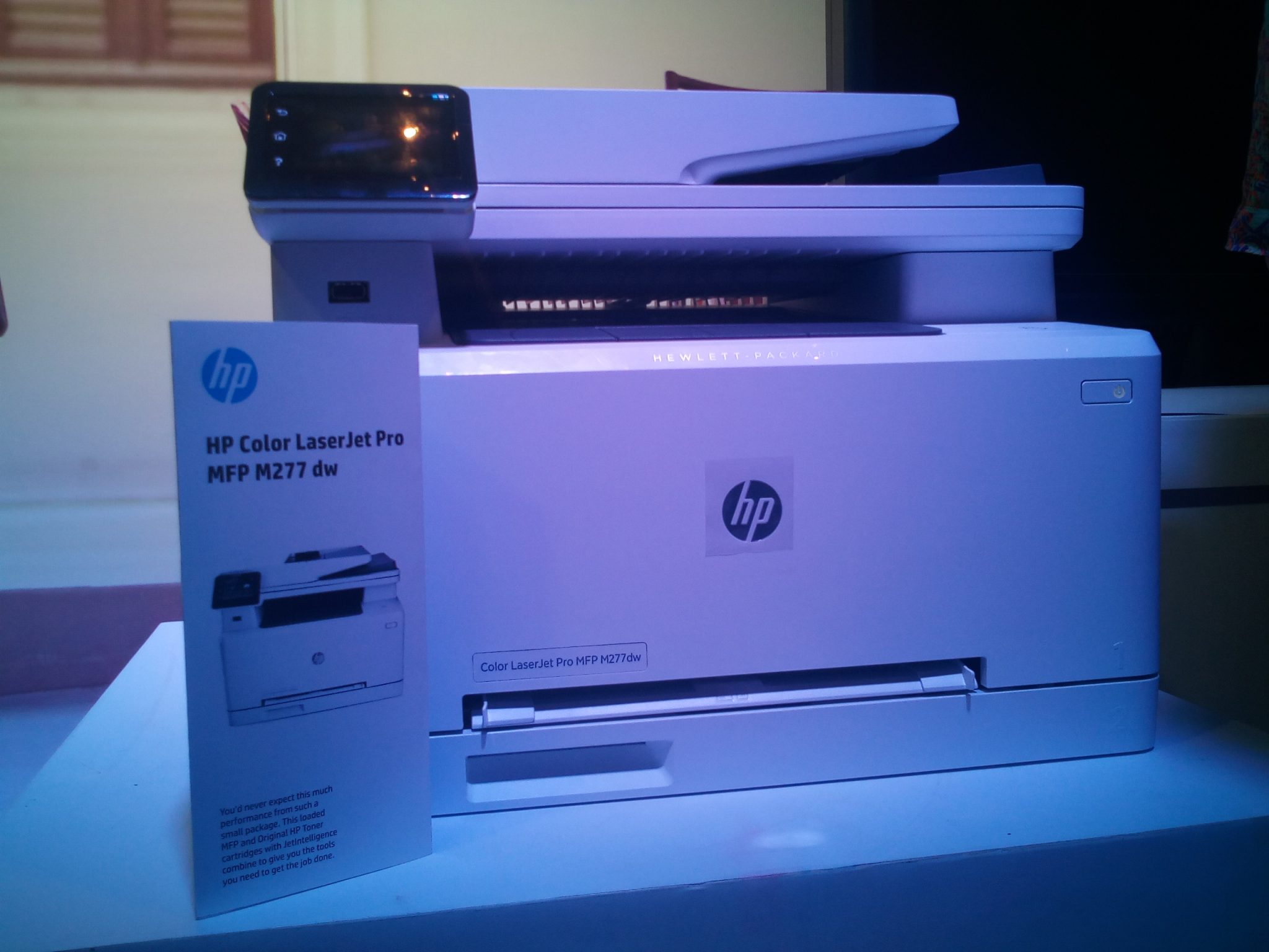 Printer Laser Jet HP Pro M252