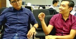 Rekan Kerja Resign Pindah Kantor