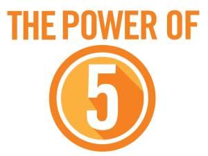 The Power Of 5 Murrieta Day Spa Hair Studio