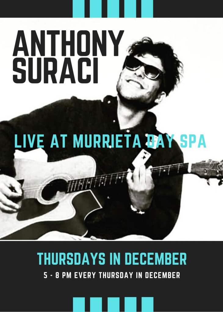 Anthony Suraci Thursdays in December