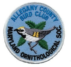 Allegany-Garrett County Bird Club Logo