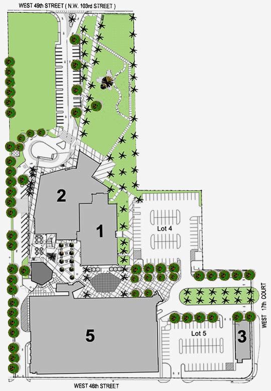 Miami Dade College Kendall Campus Map : miami, college, kendall, campus, Miami, College, North, Campus, Catalog, Online