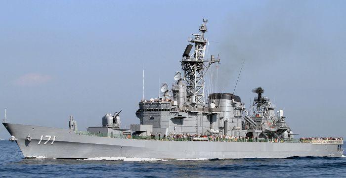 日本 旗風級 飛彈驅逐艦 DDG 171