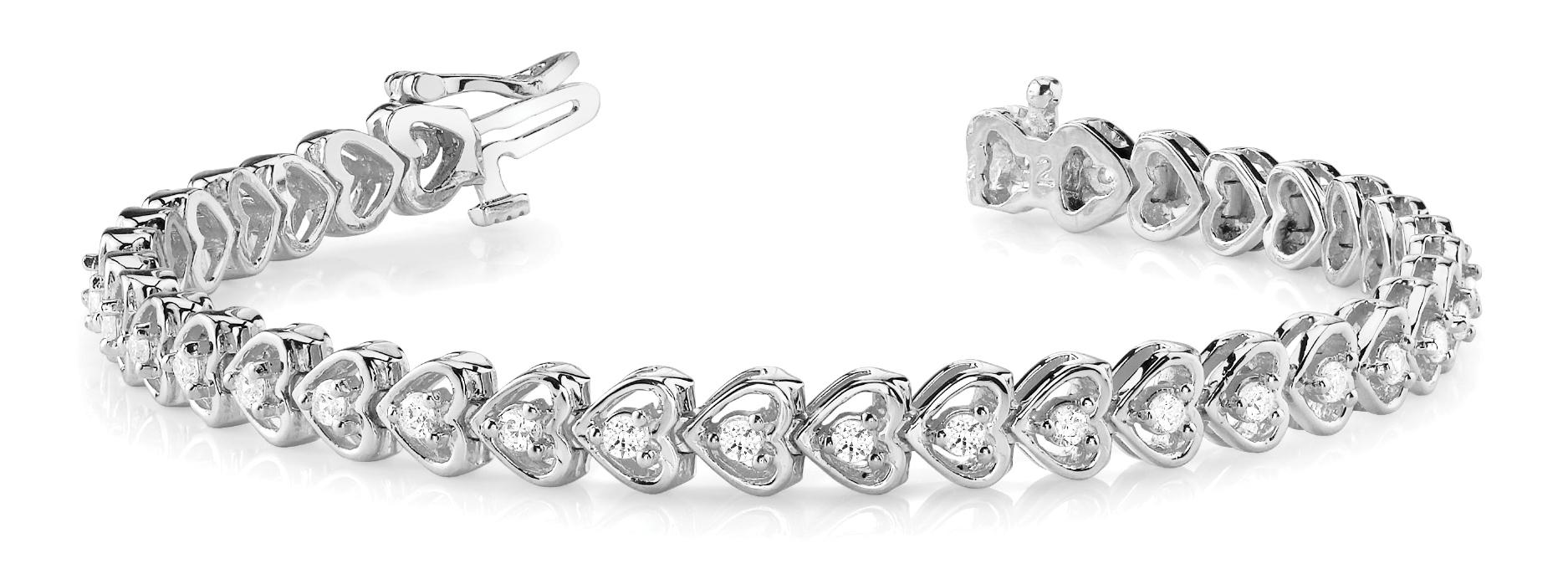 Heart Link Bracelet images