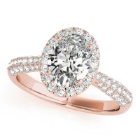 Oval - Engagement Rings from MDC Diamonds NYC