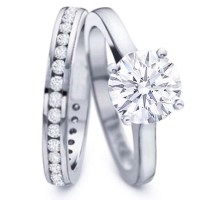 Engagement Ring -Solitaire Diamond Engagement Ring ...