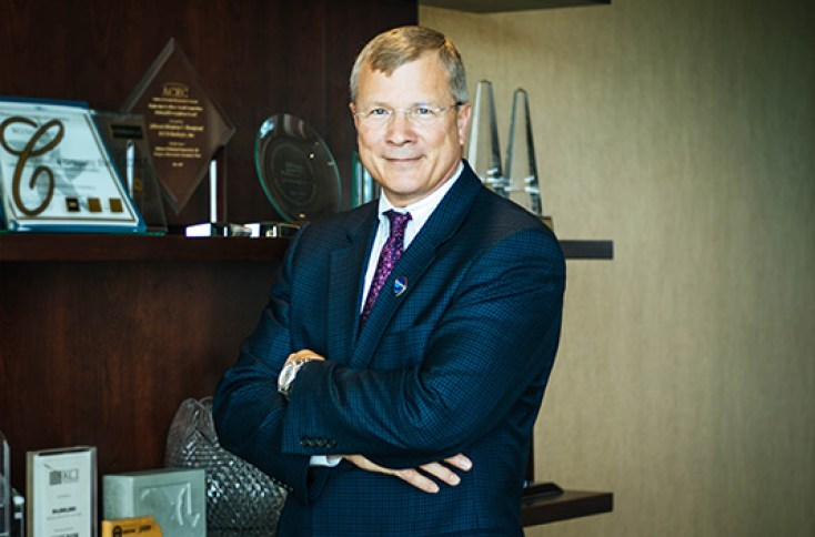 photo of Maryland Chamber Board Chair Nate Beil