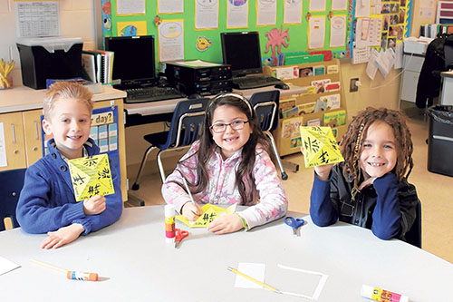 Students 2014 Elementary School