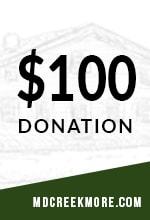 100 donation