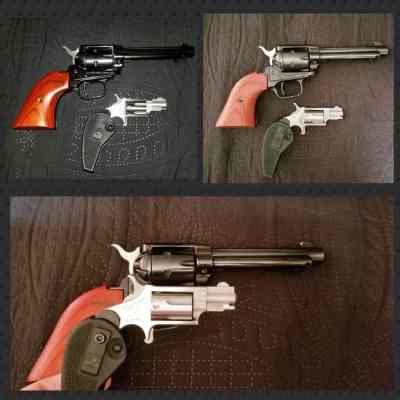 Heritage Rough Rider .22 LR Revolver Review