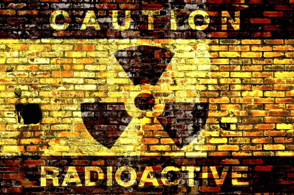 Radioactive nuke attack survival