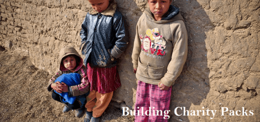Building Charity Packs