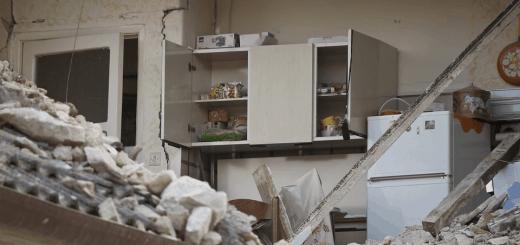 earthquake-survival tips