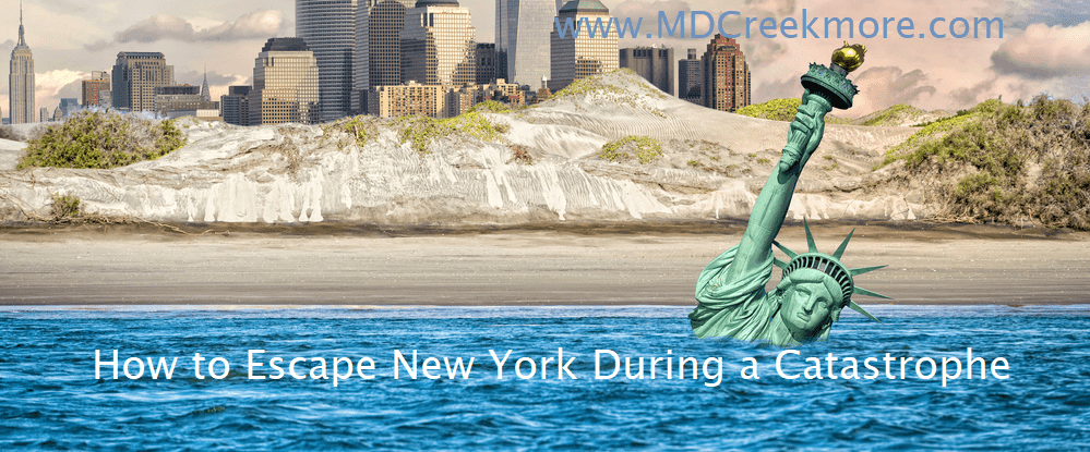 How to Escape New York During a Catastrophe