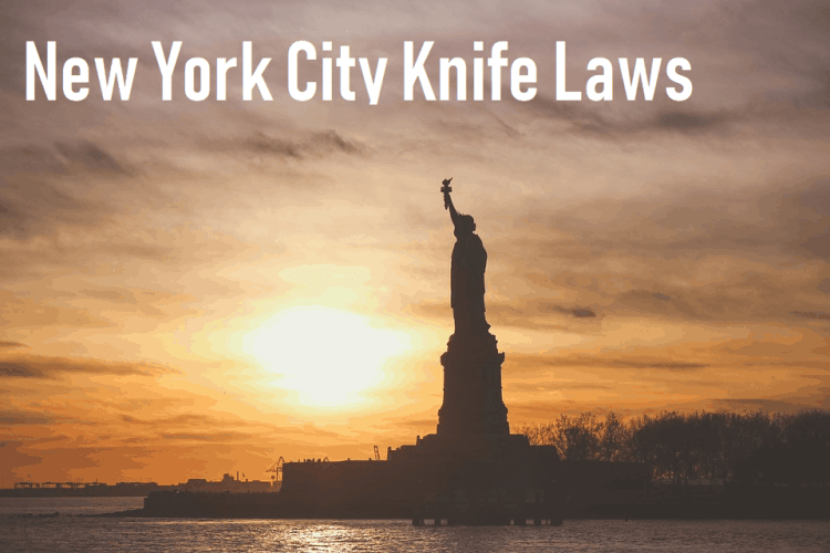 New York City Knife Laws