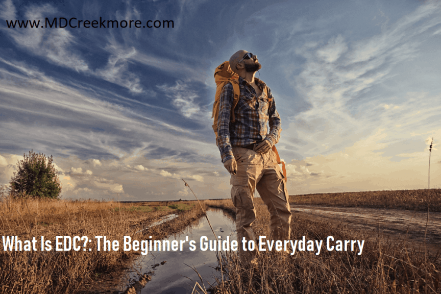 What Is EDC The Beginner's Guide to Everyday Carry