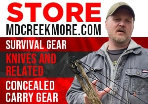 My Store of prepping, homesteading and concealed carry gear