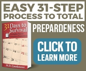 Easy 31-Step Process to Total Preparedness