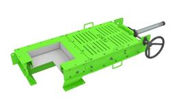 Slide Gate Valves with External Seals