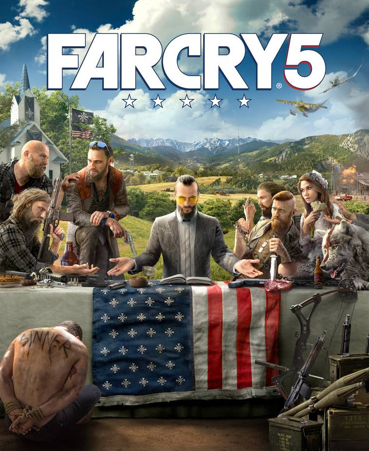 Far Cry 5 Shrines : shrines, Franchise, Fatigue, Ubisoft