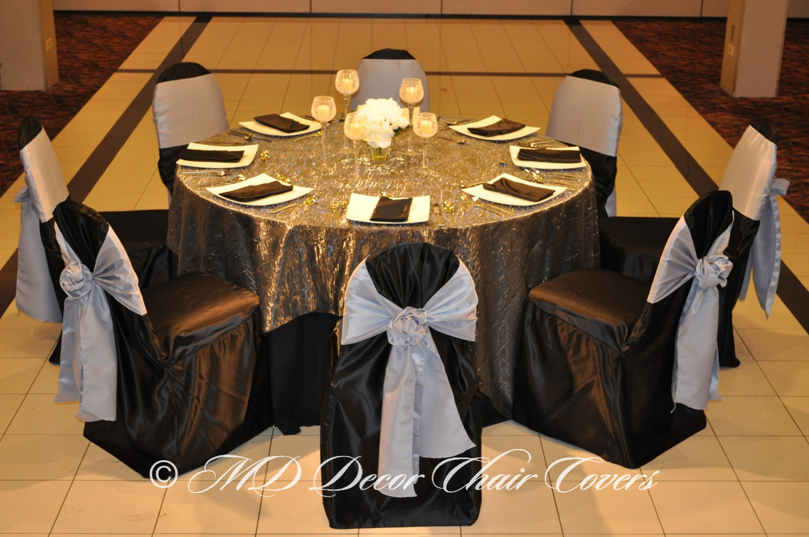black glitter chair covers solid gold and linens pictures to pin on pinterest