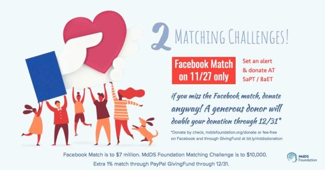 Give on Giving Tuesday Nov 27