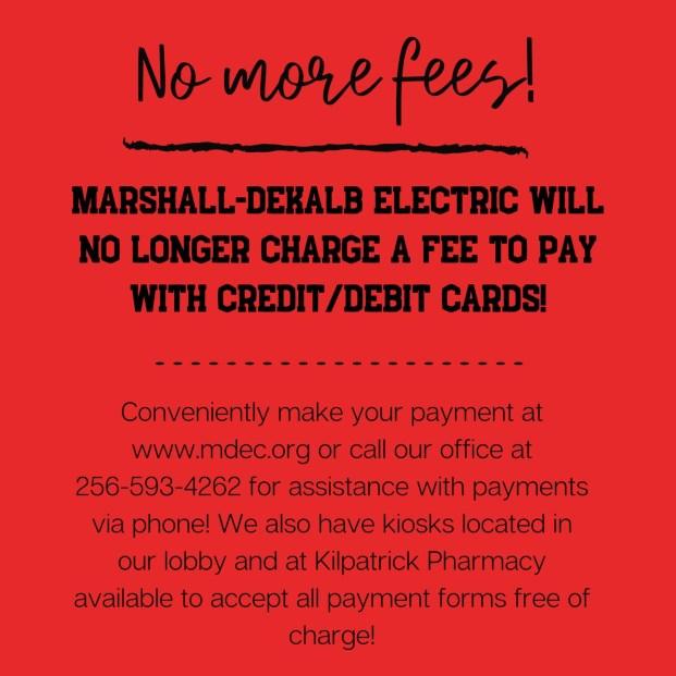 No More Fees