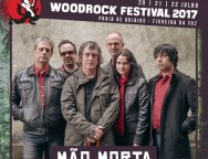 Woodrock Festival anuncia primeiras confirmações