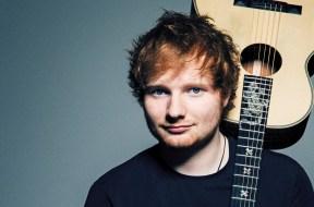 Ed Sheeran apresenta ÷ dia 3 de Março