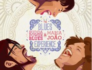 The Blues Experience junta Maria João a Budda Power Blues